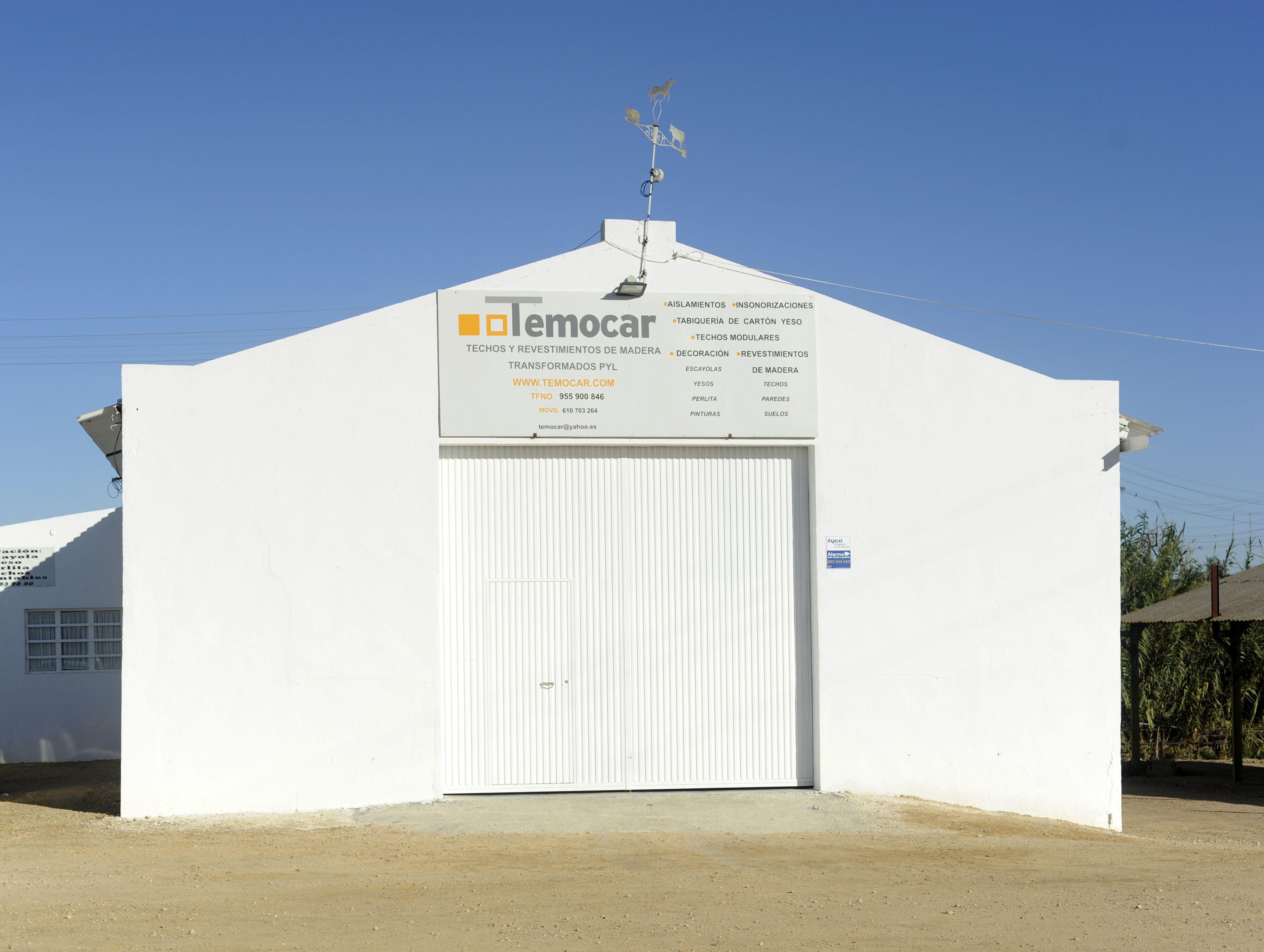 Empresa de aislamientos térmicos y acústicos en Sevilla