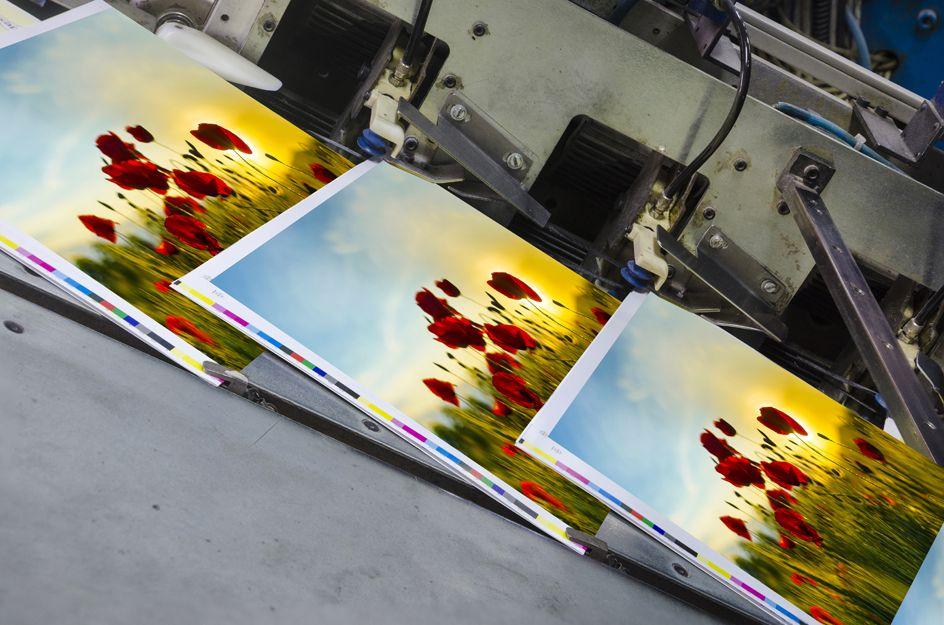 Impresión de folletos y flyers en La Rioja