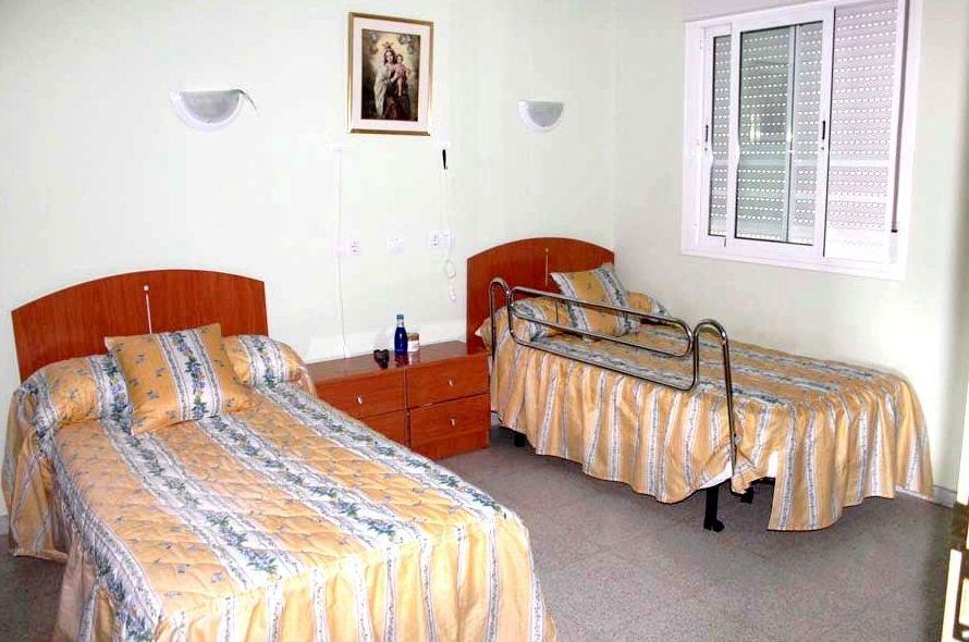 Habitaciones luminosas y confortables
