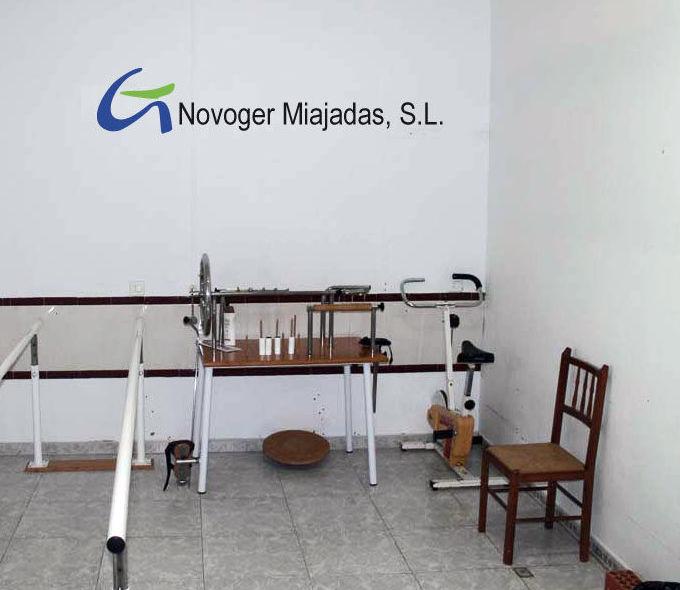 Ejercicio físico: Nuestro centro de Novoger