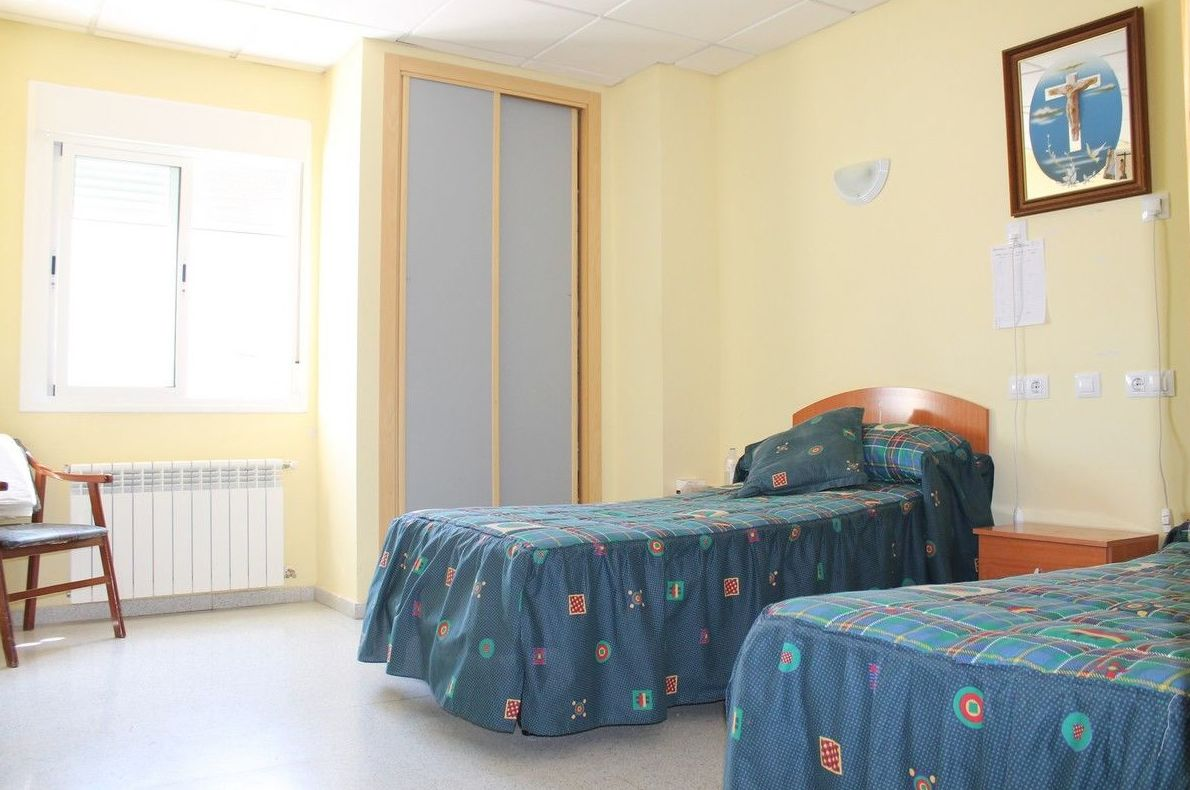 Residencia geriátrica en Miajadas (Cáceres)