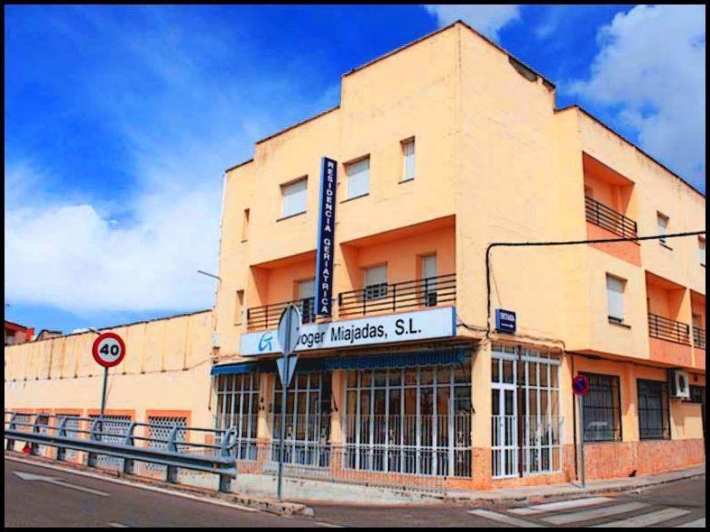 Residencias de mayores en Cáceres