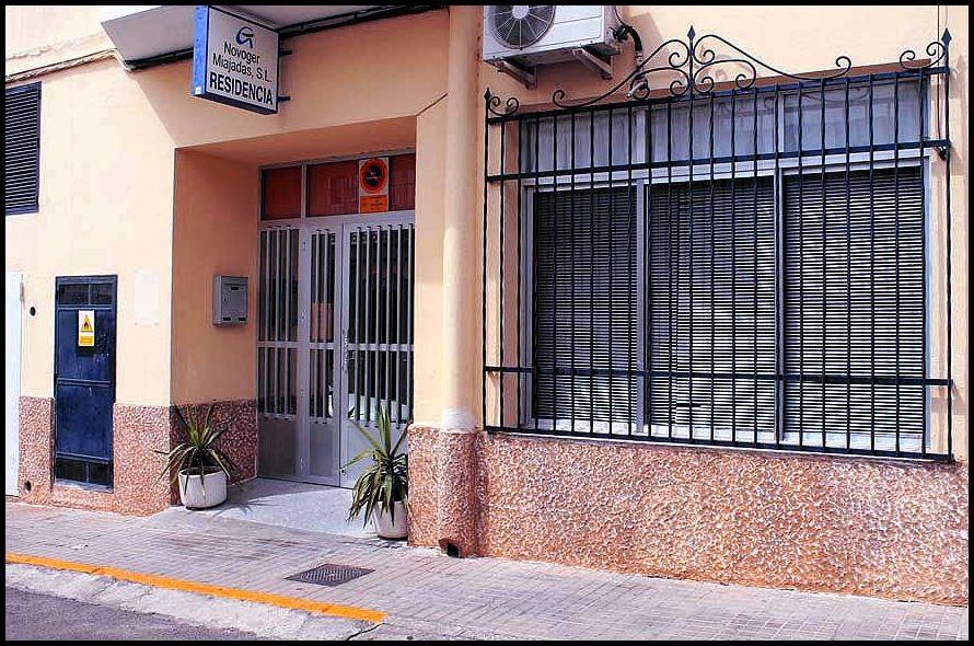 Residencias de ancianos en Cáceres