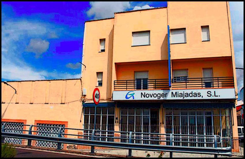 Novoger, residencia de mayores en Miajadas (Cáceres)