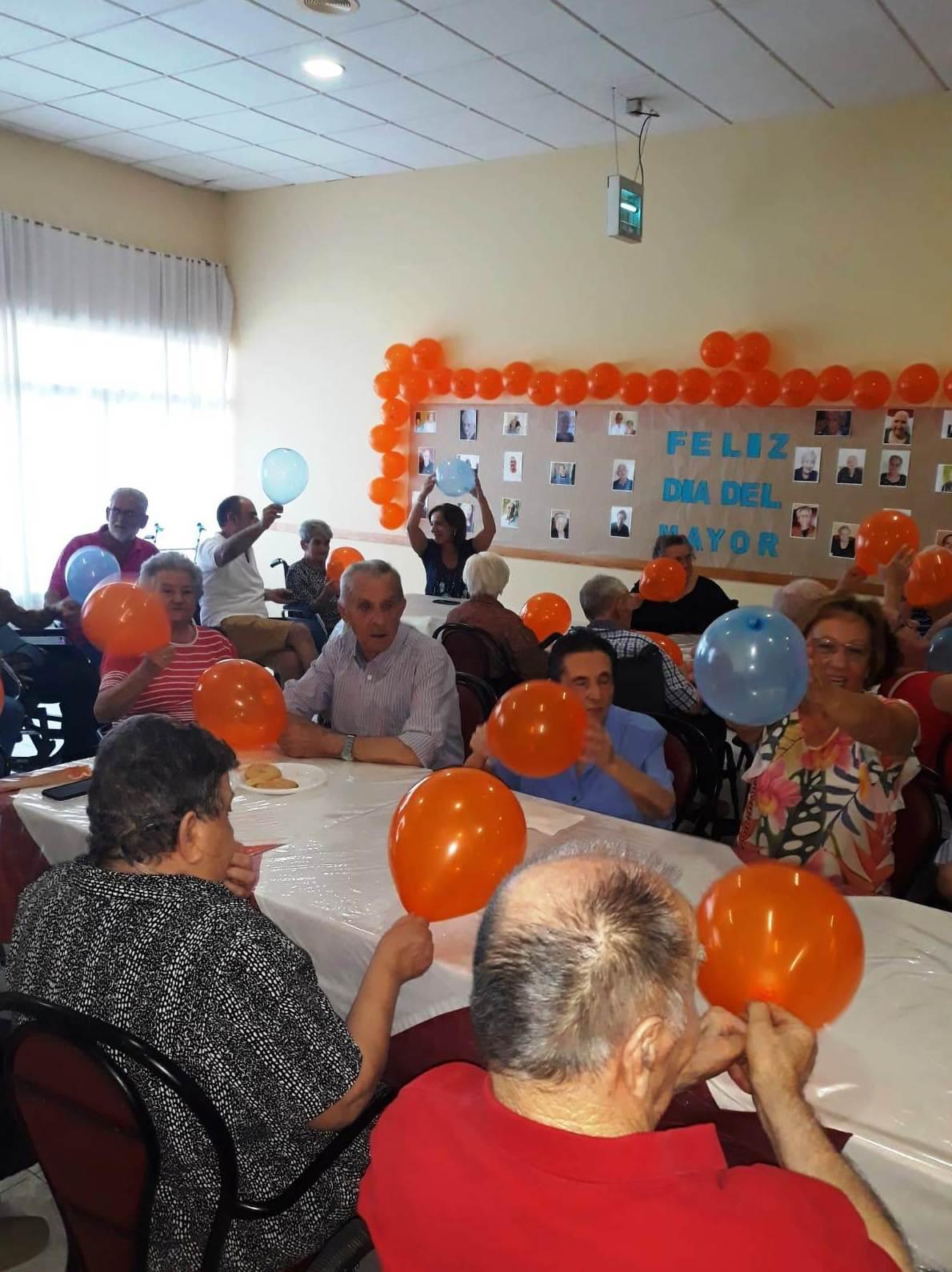 Celebramos el Día Internacional de las Personas Mayores