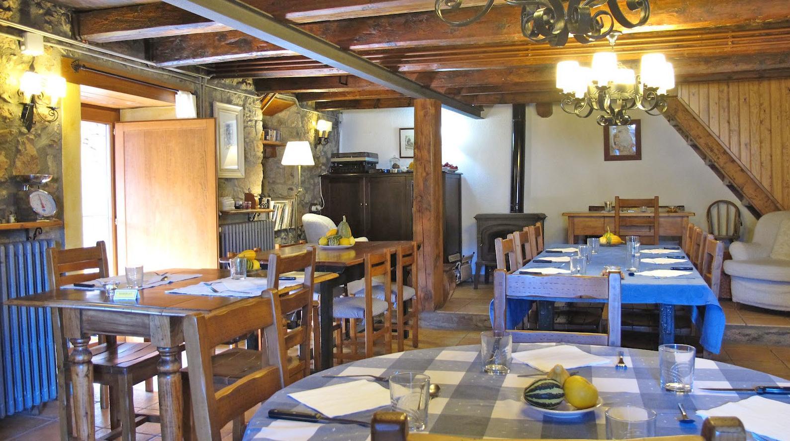 Restaurante Cal Coix - Cocina catalana
