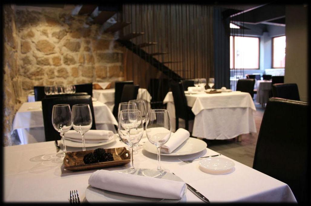 Restaurante El Druida, Ávila: Servicios y trabajo realizado de José Díaz, Arquitectos