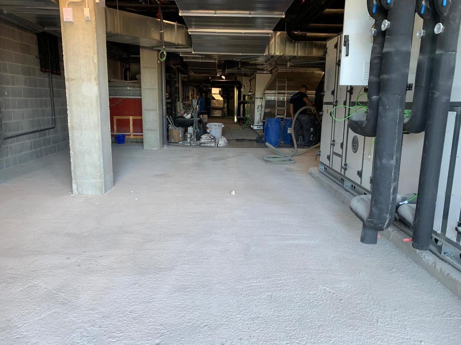 Reparacion de suelos y pintura: Servicios de Pavimentos Aplifort