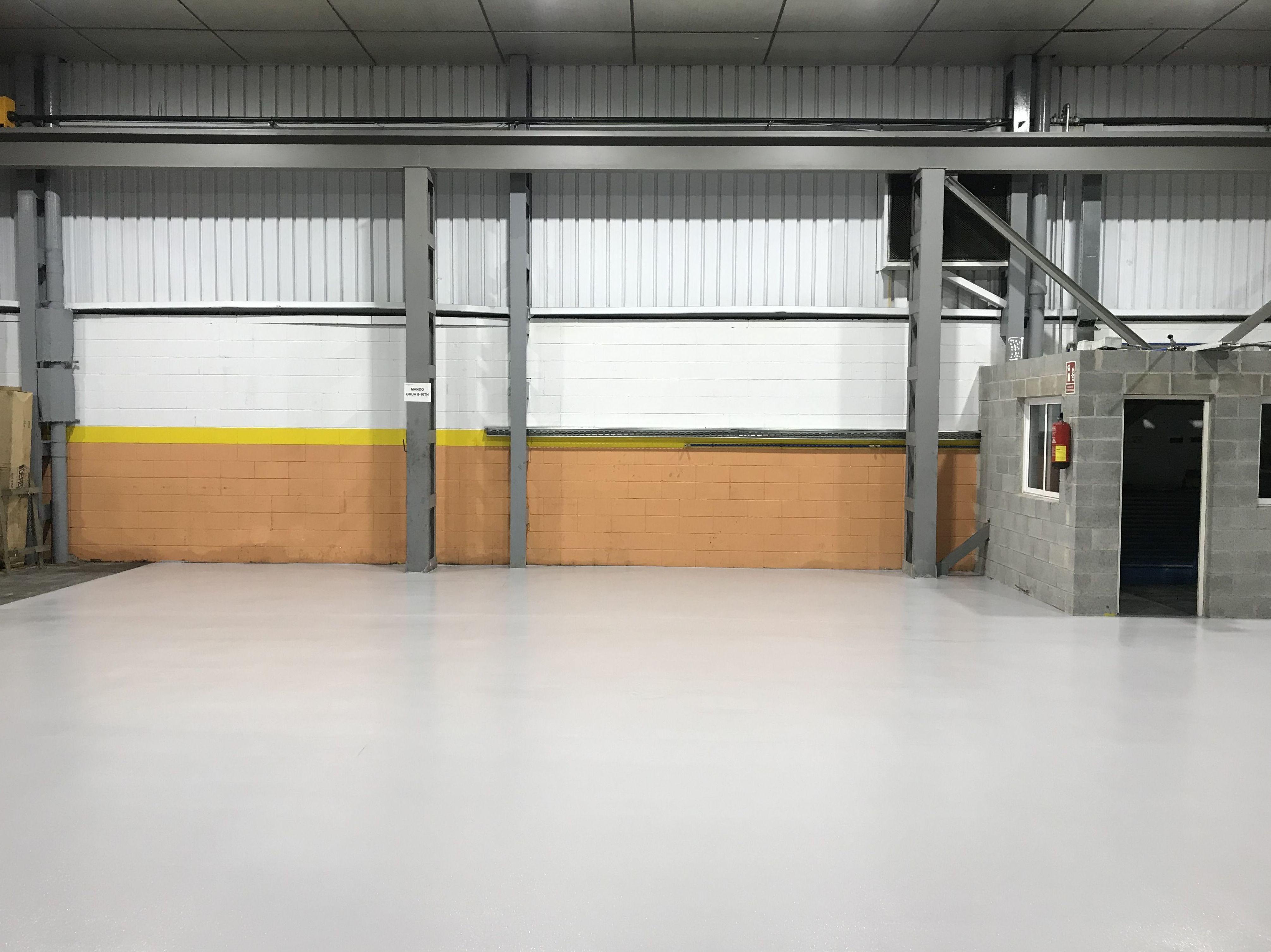 Foto 5 de Instalación de todo tipo de pavimentos en  | Pavimentos Aplifort