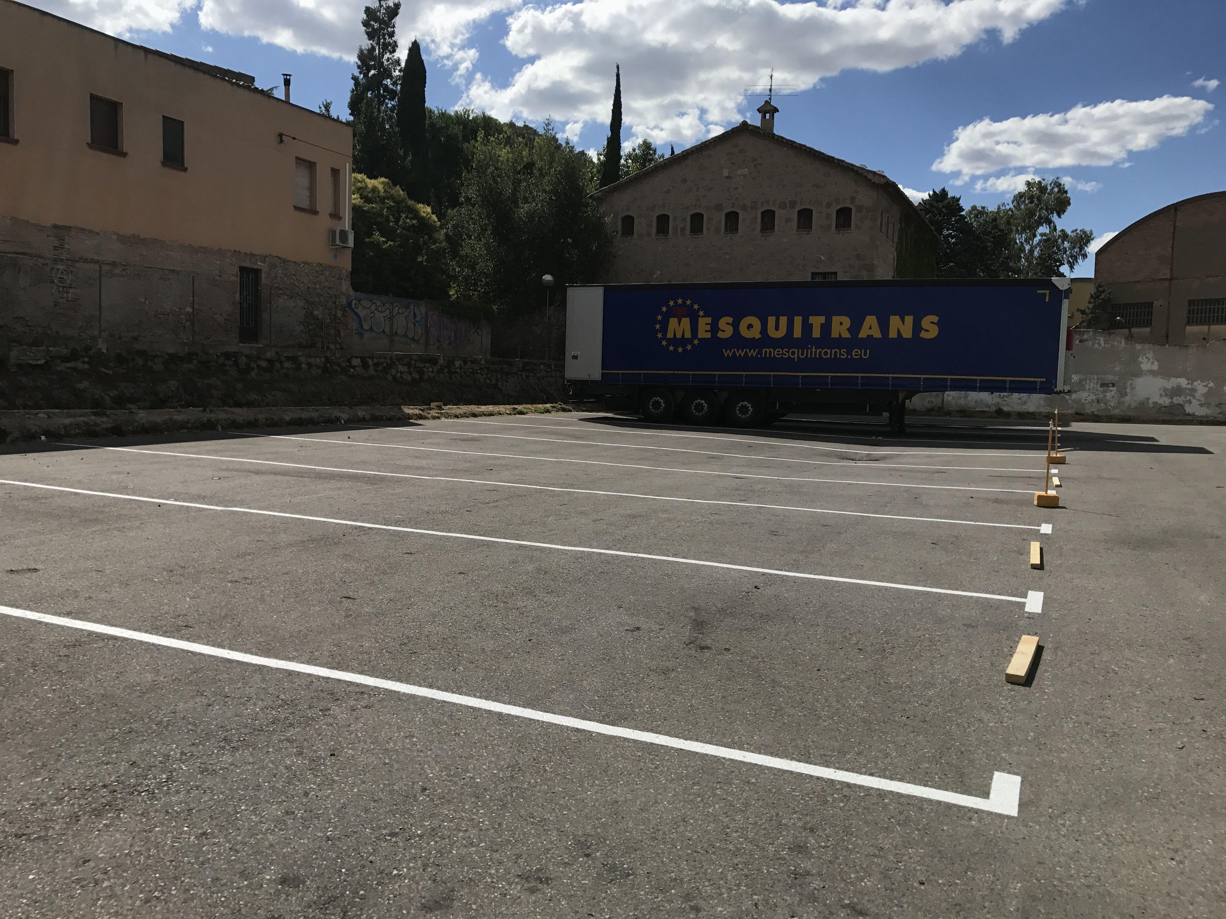 Pintar suelos en Baix Llobregat