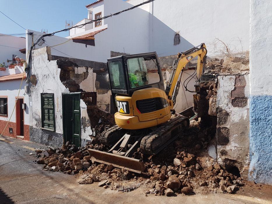 Proyectos de demolición en Tenerife