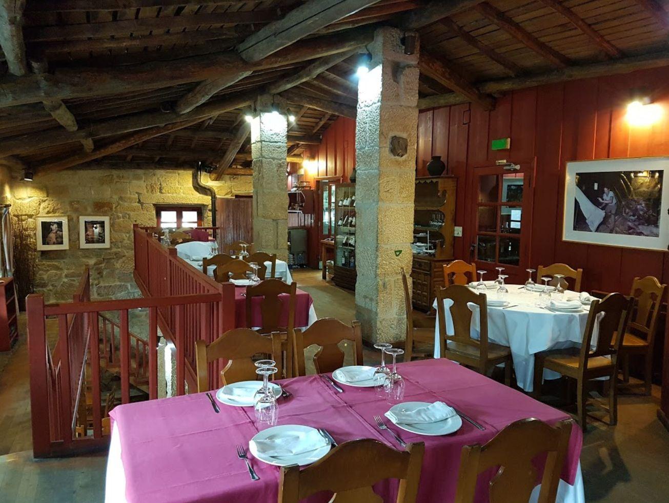 Restaurante para celebraciones en Allariz