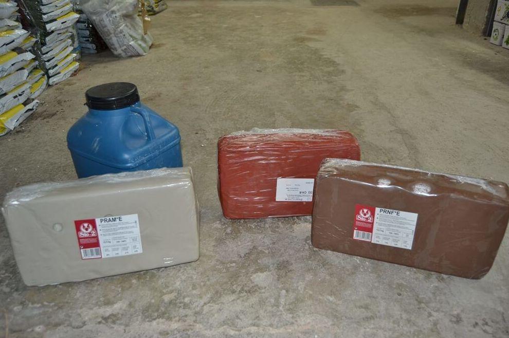 Productos para cerámica