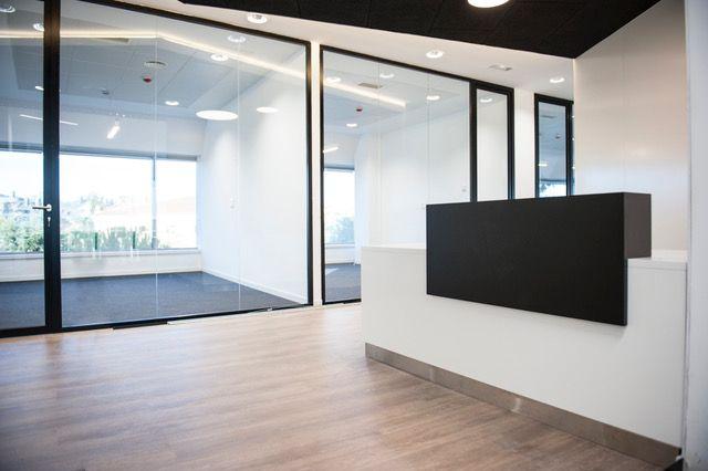 División de oficinas Madrid