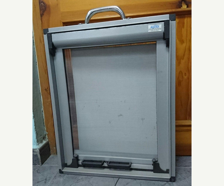 Ventanas de aluminio con mosquitera