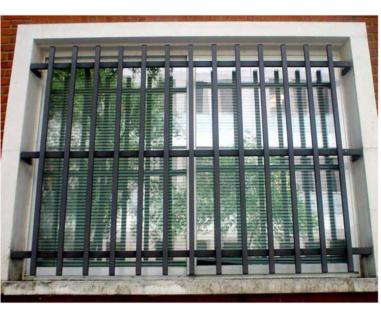 Rejas para  ventanas a medida