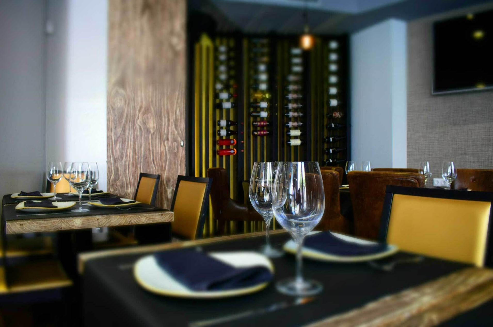 Foto 2 de Cocina mediterránea en Almería | Restaurante Casco Antiguo