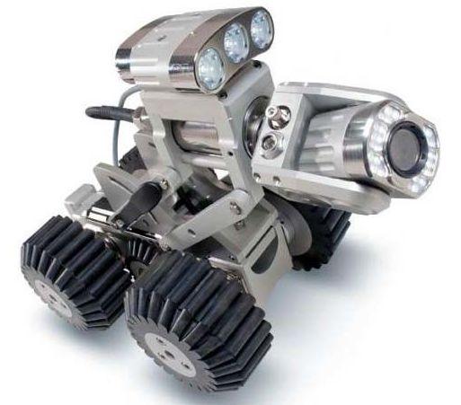 desatascos en las palmas con camara robotizada