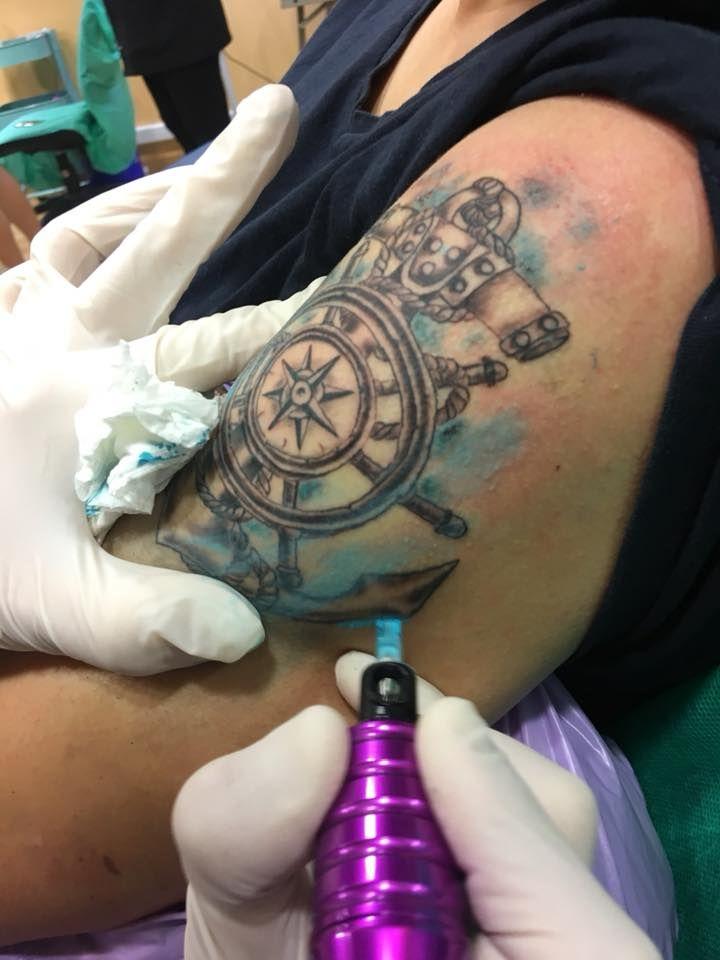 Curso de tattoo básico en Santander