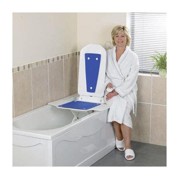 Silla para bañera eléctrica BathMaster