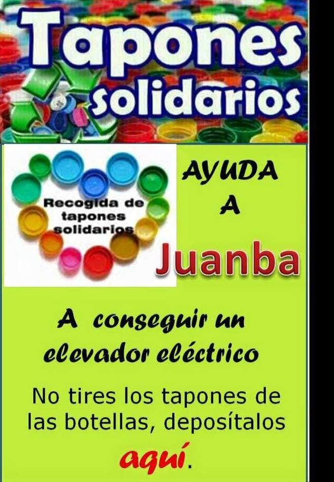 Benclinic con la Asociación de ayuda a Juanba Benlloch Sanz
