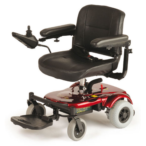 silla de ruedas eléctrica 120