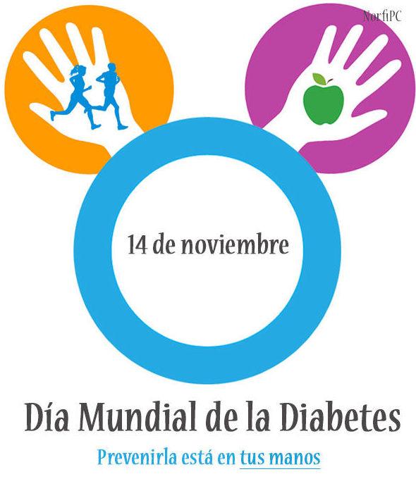 La diabetes día mundial