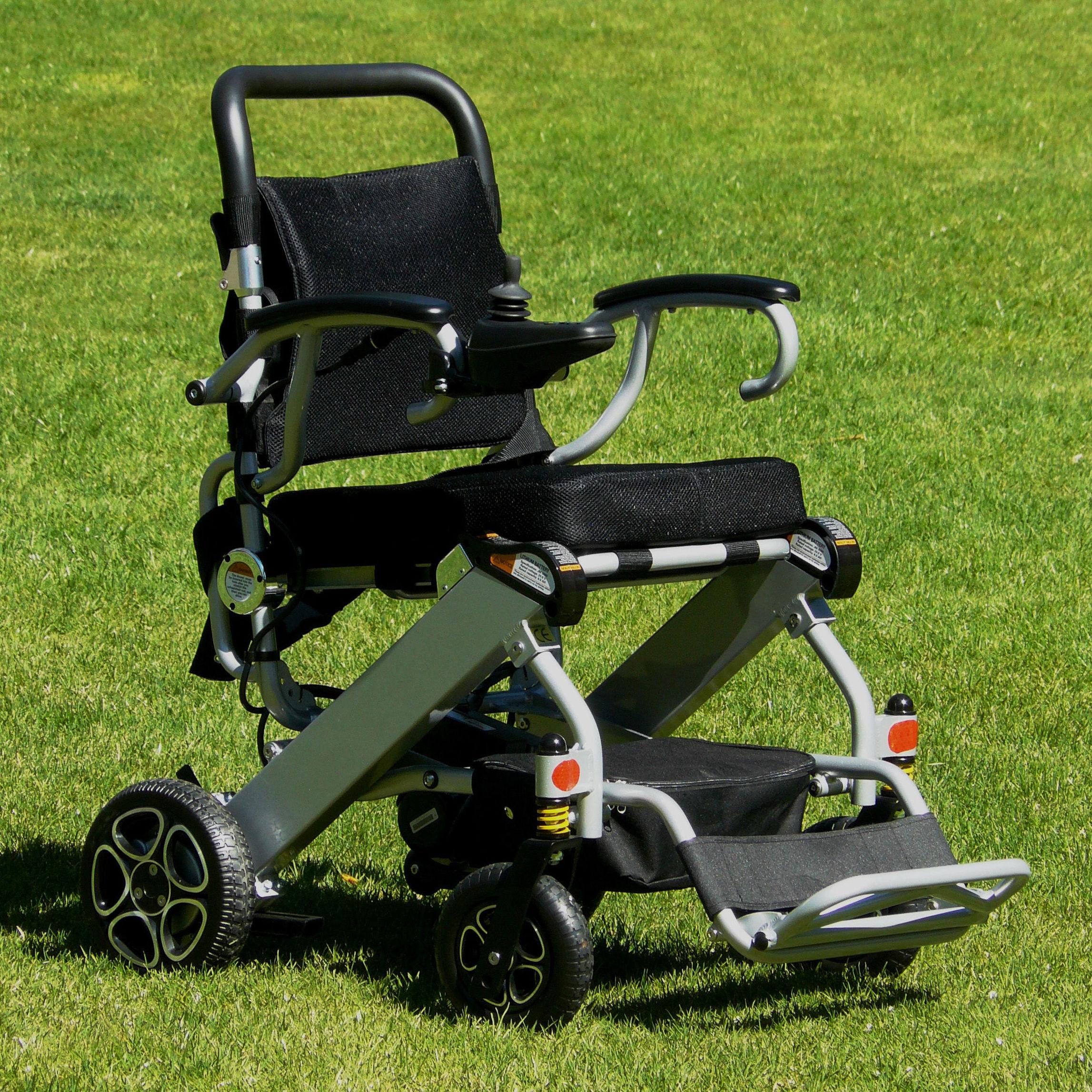 silla eléctrica de aluminio SC20/1