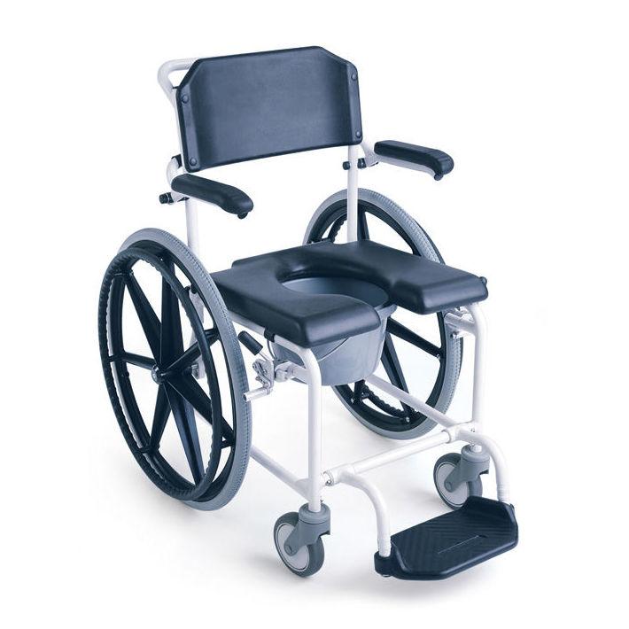 silla de ducha Levina autopropulsable