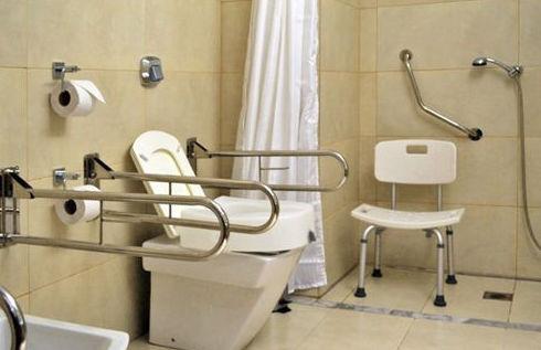 baño adaptado