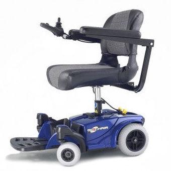 silla de ruedas Go Chair