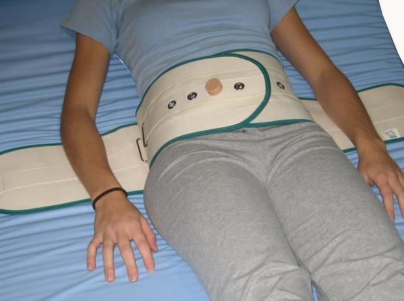 cinturón magnético cama