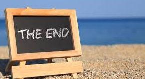 final de vacaciones