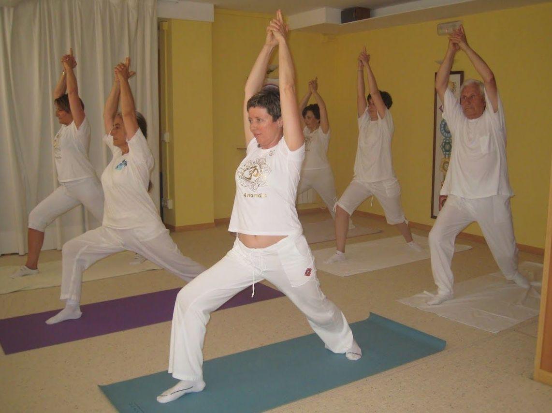 Classes de ioga a Sant Feliu de Llobregat