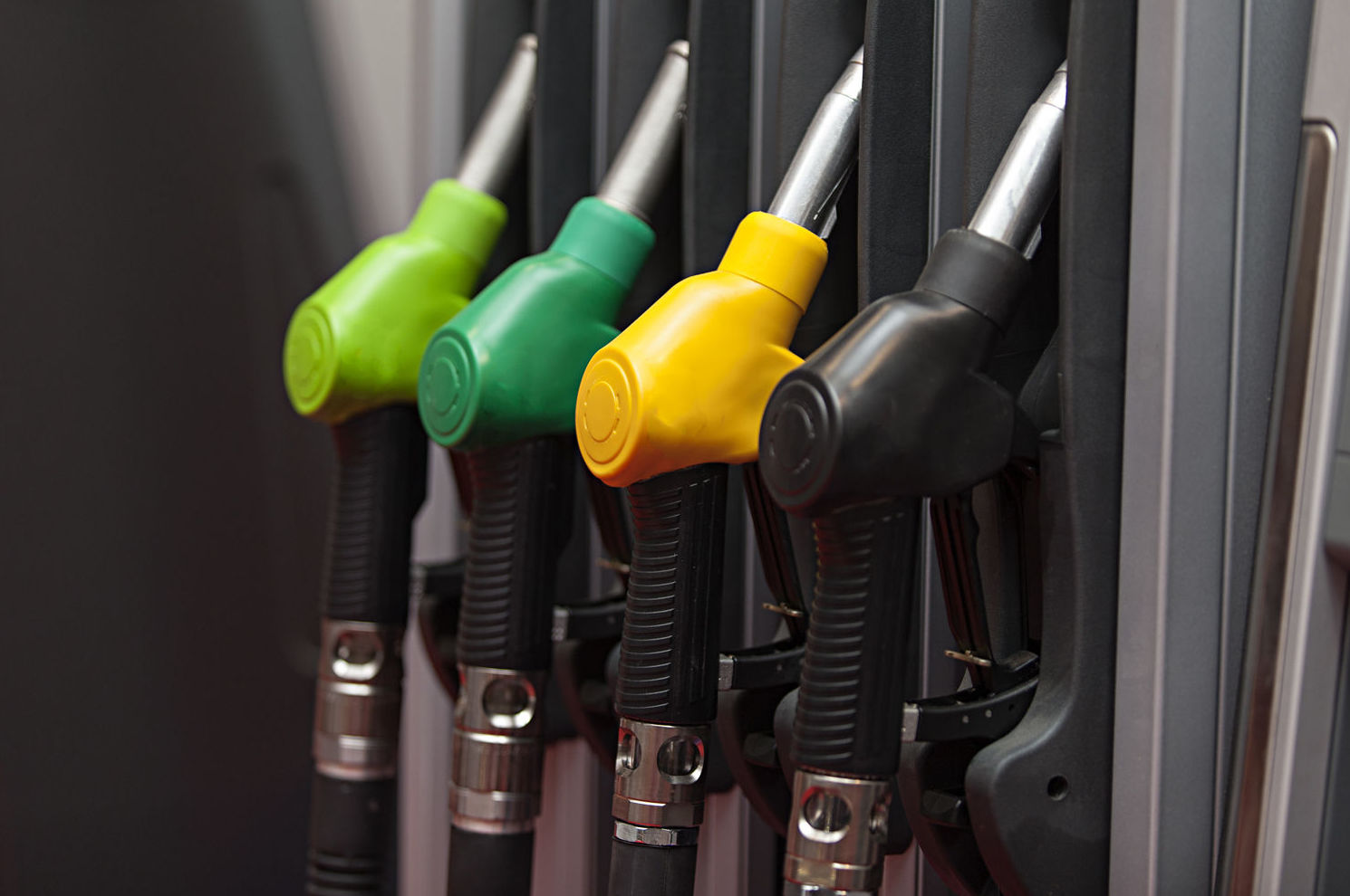 Gasolinera en Las Palmas