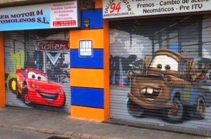 Foto 10 de Talleres de automóviles en Arroyomolinos | Taller Motor 94 Arroyomolinos