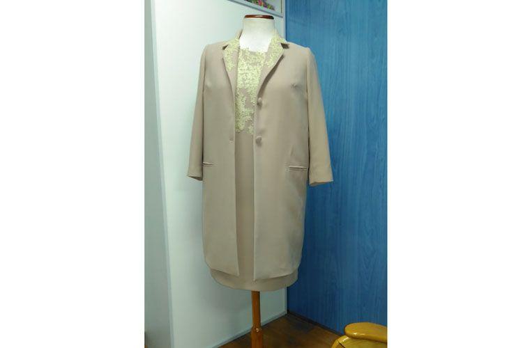 Confección de trajes de madrina