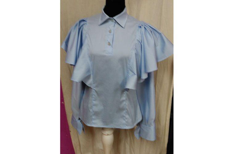 Confección de blusas a medida