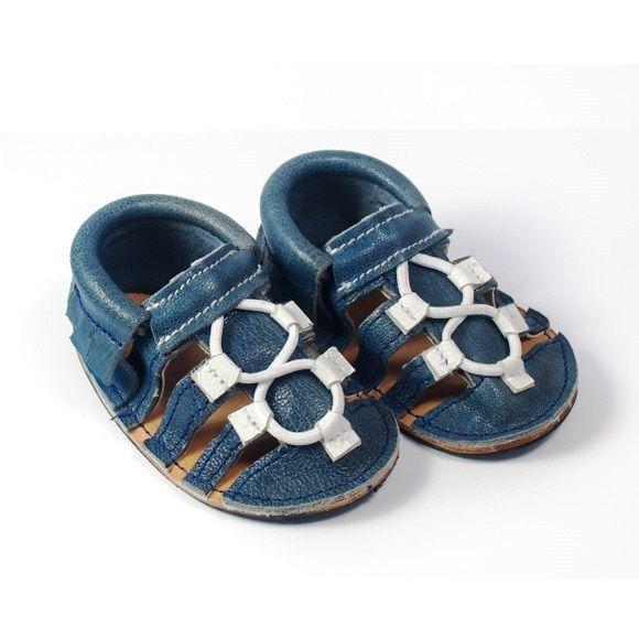 Sandalias para niños, primero pasos: Tienda online de Artesanía Martín