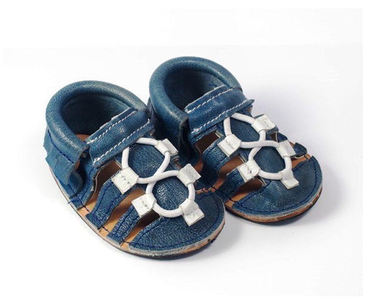 Sandalias para niños primeros pasos