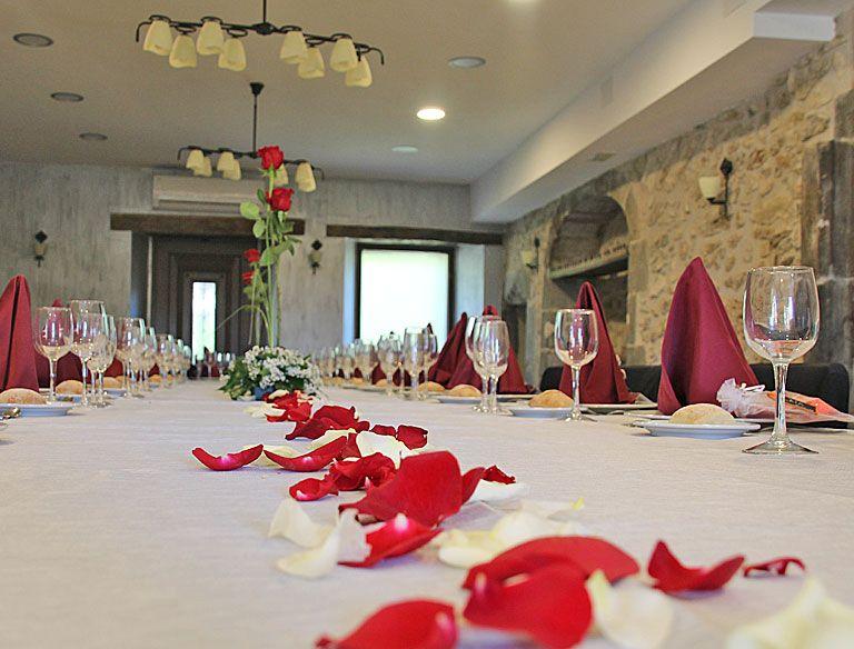 Restaurante celebraciones cocina tradicional Osona