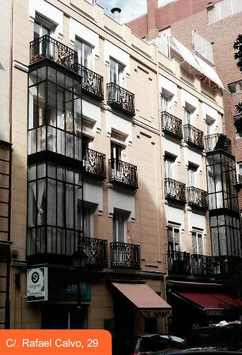 Foto 4 de Rehabilitación de edificios en Madrid | Elax Rehabilitación