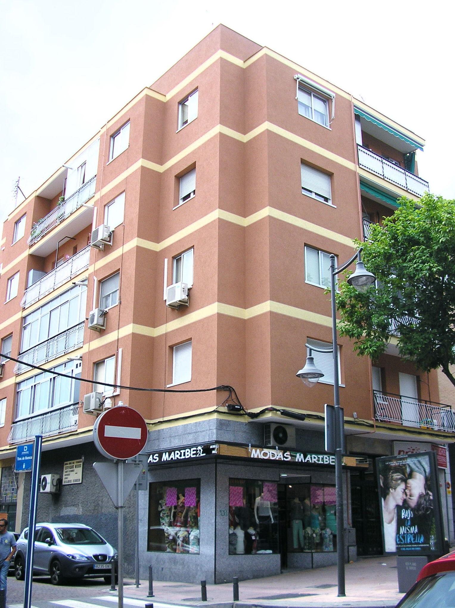 Foto 3 de Rehabilitación de edificios en Madrid | Elax Rehabilitación