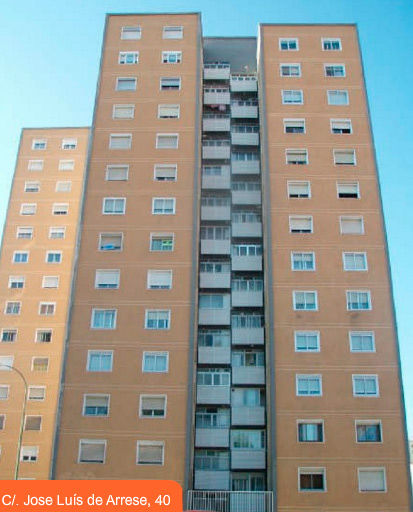 Foto 6 de Rehabilitación de edificios en Madrid | Elax Rehabilitación