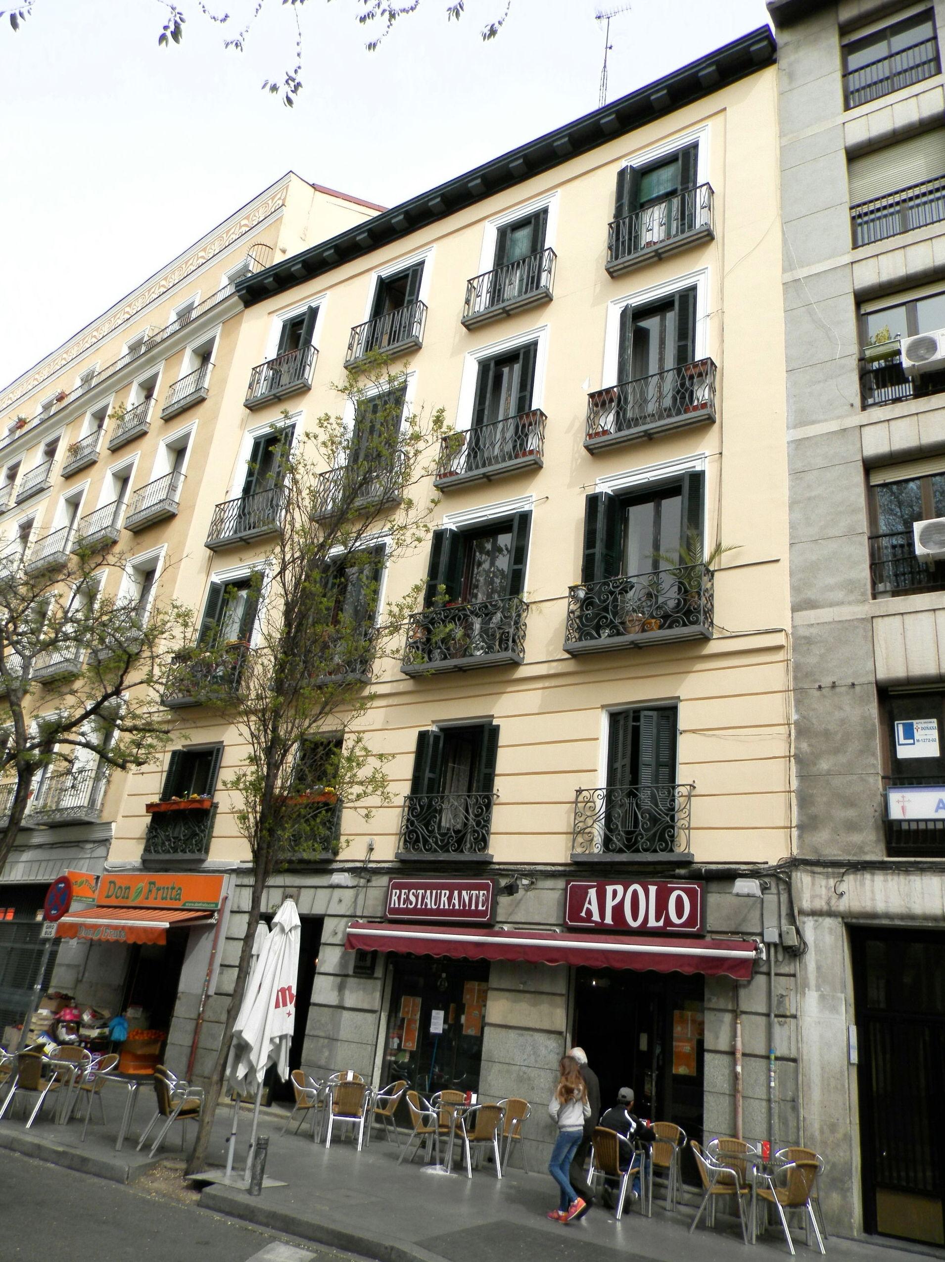 Foto 16 de Rehabilitación de edificios en Madrid | Elax Rehabilitación