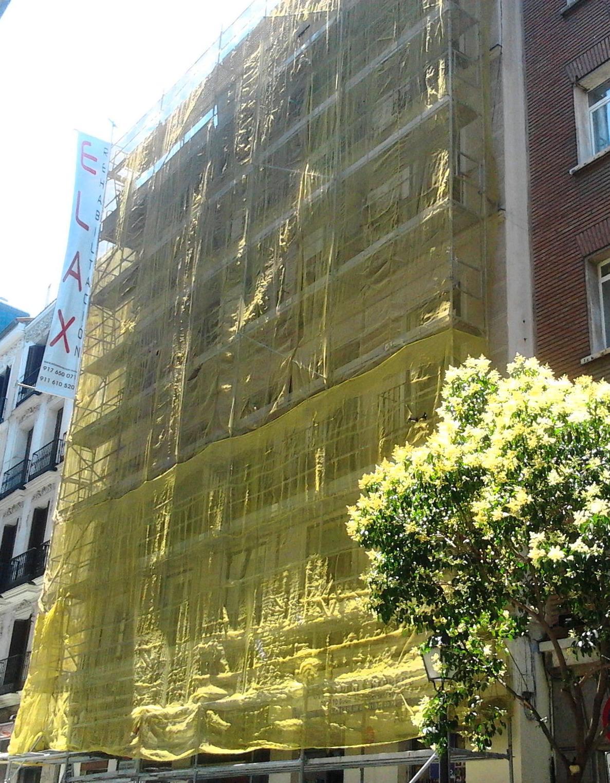 Foto 9 de Rehabilitación de edificios en Madrid | Elax Rehabilitación