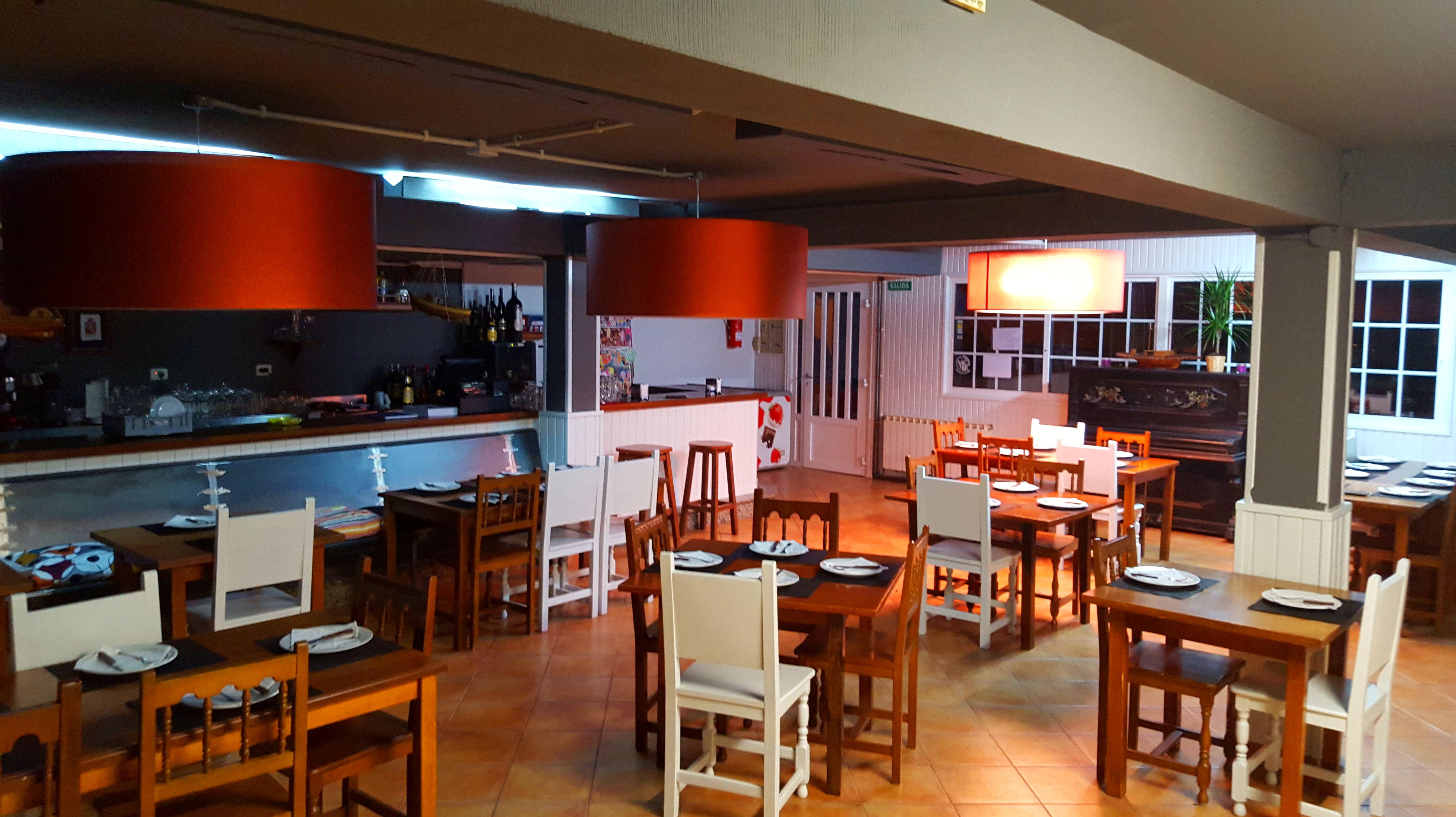 Foto 3 de Restaurante en Oleiros | A Cortiña de Lorbé