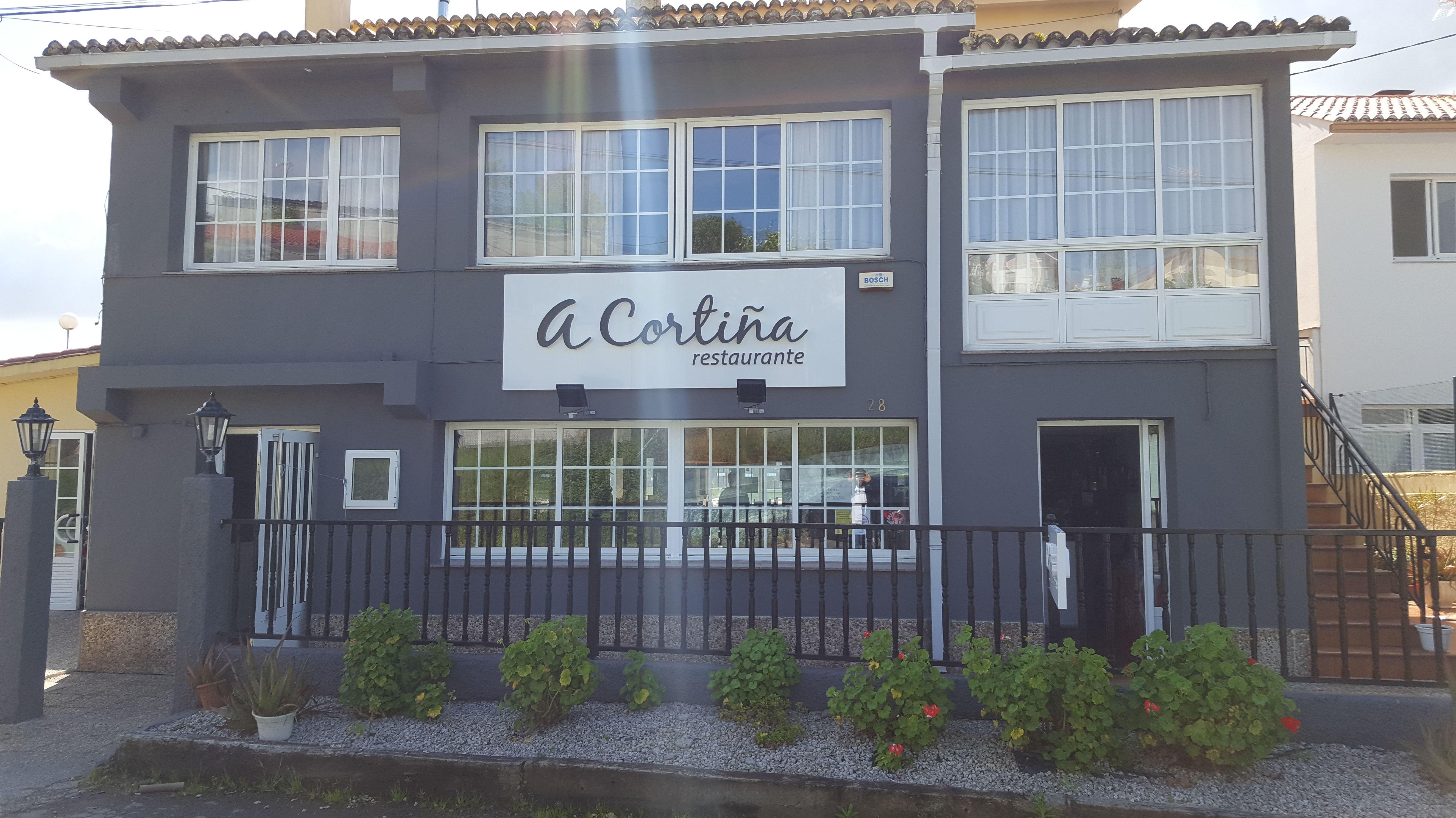 Foto 2 de Restaurante en Oleiros | A Cortiña de Lorbé