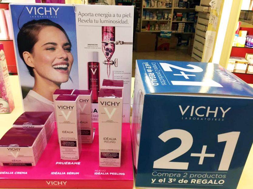 Venta de productos cosméticos en Villacarrillo