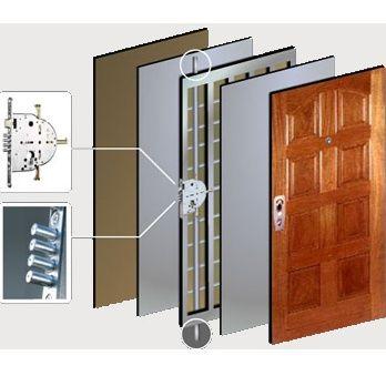 Puertas blindadas: Servicios de Cerrajería Vilfer